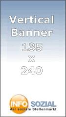 Werbebanner Banner Grösse 135x135